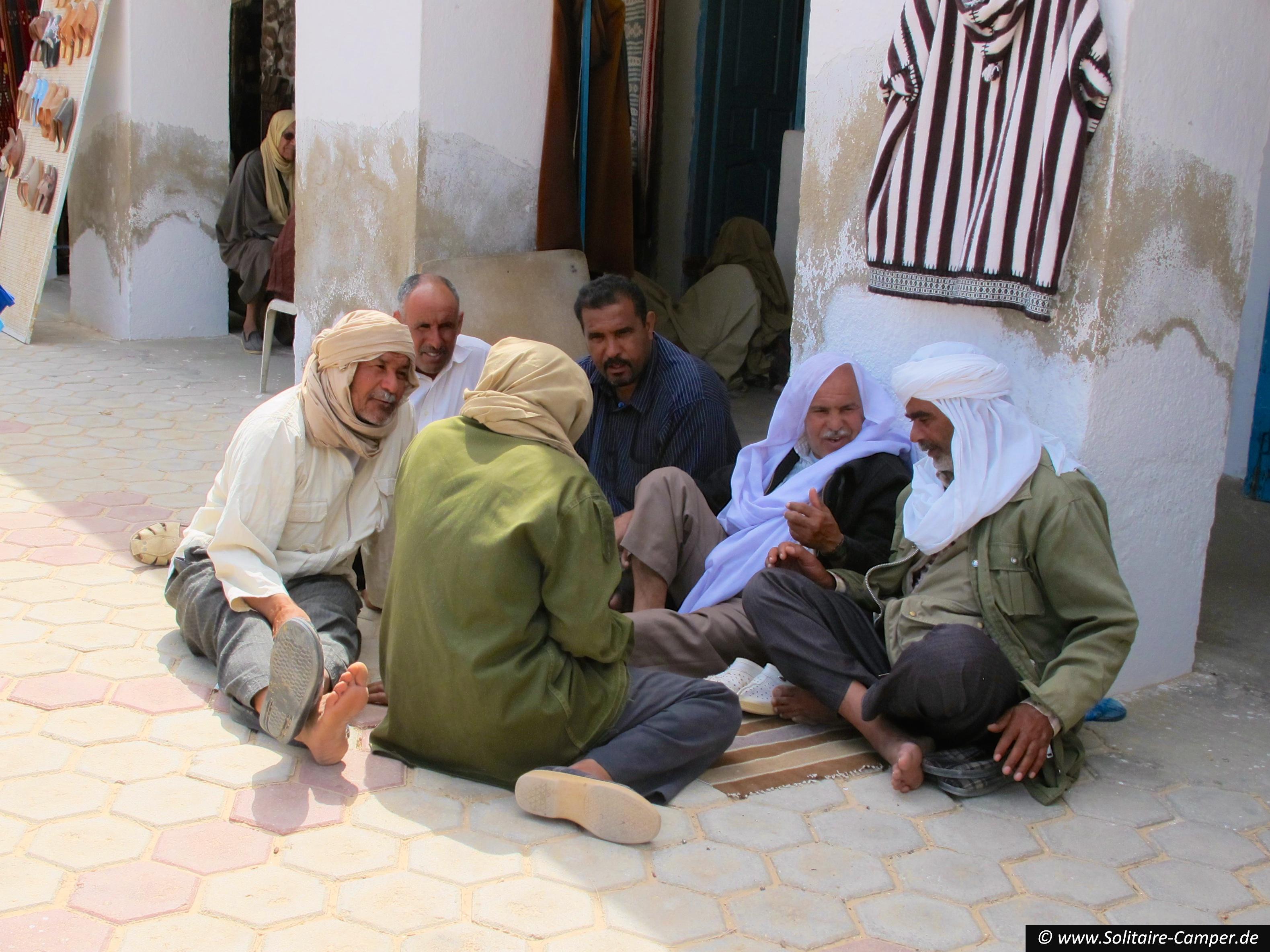 Tunesien @ Solitaire Camper